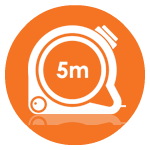 IN Design Associates Inc. London, Ontario - Tapemeasure Icon